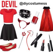 Halloween Costume Devil Woman 25 Devil Halloween Costumes Ideas Devil