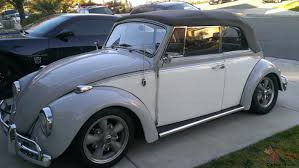 volkswagen beetle 1967 custom vw convertible bug