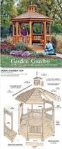 Wedding Plans And Ideas Garden Gazebo Plans Outdoor Plans And Projects Woodarchivist