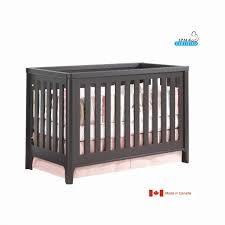 Espresso Convertible Cribs Tulip Piccolo Collection Convertible Crib In Espresso