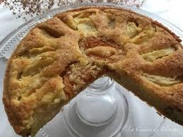 la cuisine d amandine tarte amandine à la pêche lacuisinedeblanche com