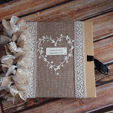 rustic wedding photo albums wedding scrapbook albums atdisability