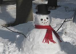 kids craft frosty snowman color talk