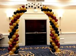 Soccer Theme Party Decorations Bat Mitzvah Bar Mitzvah Ideas Balloons N Party Decorations Orange Co