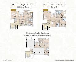 penthouse apartment the residences kenya