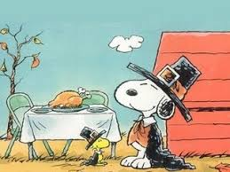 snoopy thanksgiving phone wallpaper by missjas