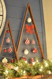 Christmas Decorations For Homes Best 25 Wooden Christmas Decorations Ideas Only On Pinterest