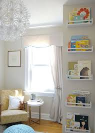 Nursery Bookshelf Ideas 19 Ikea Hacks For The Nursery Book Storage Book Shelves And Shelves