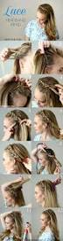 Fun Easy Hairstyles For Short Hair by Best 25 Front Braid Hair Ideas On Pinterest Front Braids Braid