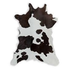 Calf Skin Rug Brown And White Cowhide Area Rug U2013 Splendid Home Decor