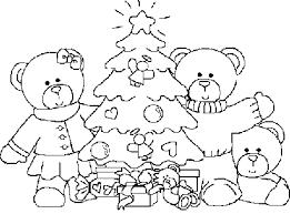 dibujos navideñas para colorear dibujos de árboles de navidad para colorear e imprimir