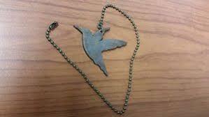 hummingbird fan pull chains ceiling fan light tassel beaded pull chain cord flying hummingbird