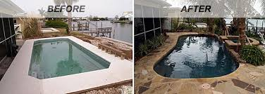 swimming pool renovations before and after intheswim pool blog
