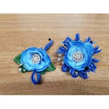 blue corsages for prom prom flowers mebane nc florist gallery florist and gifts inc