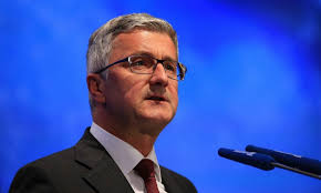 audi ceo audi ceo vacates roles with piech family foundation
