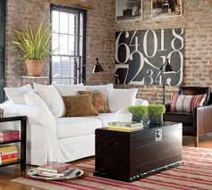 Irving Leather Chair Splurge Vs Steal Pottery Barn Restoration Hardware And More