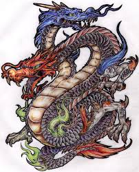 photo collection dragon tattoo designs best