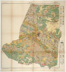 North Carolina Map Soil Map North Carolina Wayne County Sheet