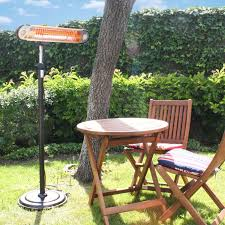 lava heat indoor or outdoor heater lamp with 750 1500w heat