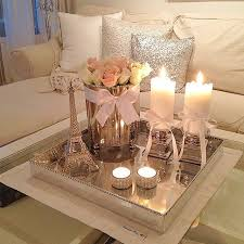 Coffee Decorations Side Table Decor Ideas Cepagolf