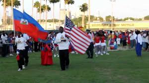 Haitian Flag Shirts Haitian Flag Day Festival Marching Band Festival Video National