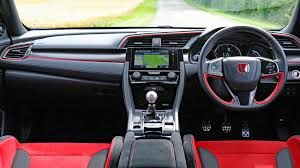 inside of a honda civic meets 2007 honda civic type r fn2 and 2017 type r fk8 by