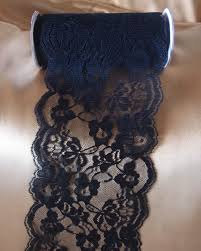 lace ribbon by the yard 14 black lace ribbon 10 yard ls158 89 19 99 burlapfabric