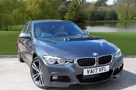 bmw 3 series m sport saloon used 2017 bmw 3 series 335d xdrive m sport saloon for sale in