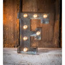 light up letters diy light up marquee letter f walmart com