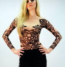 brilliant tribal tattoo 7 tribal body tattoo on tattoochief com