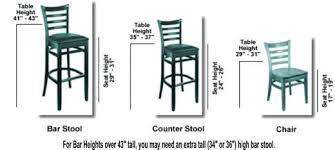 glamorous bar stool measurements for height diy table kitchen home