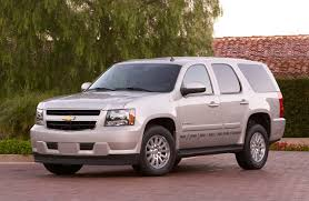 best used green cars to buy chevrolet tahoe hybrid