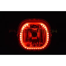 2011 ford fusion tail light ford f250 f350 v 3 fusion color change halo fog light kit 2011 2015