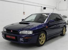 subaru rsti wagon used 1998 subaru impreza sti for sale in bedfordshire pistonheads