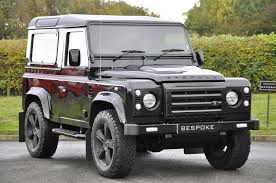 land rover 1940 used 2007 land rover defender 90 xs station wagon for sale in