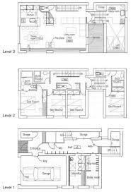 4 Bedroom Townhouse Floor Plans 4 Bedroom House J House U2014 Niseko Central