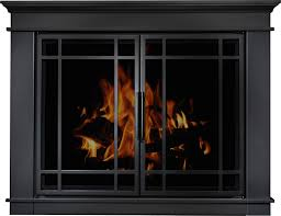 Fireplace Glass Replacement by Fireplace Fireplace Glass Screen Gold Fireplace Screen Home