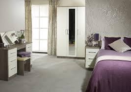 Bedroom Set - Milano bedroom furniture