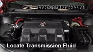 cadillac cts transmission fluid replace a fuse 2010 2016 cadillac srx 2011 cadillac srx 3 0l v6
