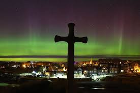 Northern Lights Credit Union Amazing Northern Lights Seen Over Northumberland And Whitley Bay