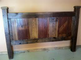 Barn Wood Headboard Rustic Headboards U2014 Barn Wood Furniture Rustic Barnwood And Log