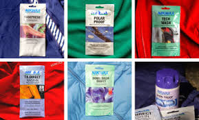 review nikwax products for improved outdoor gear cool of the wild
