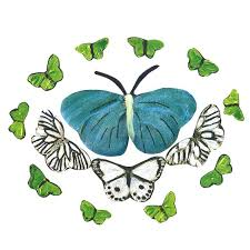 butterfly family hearts tishrei designs
