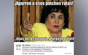 Carmen Meme - carmen salinas memes mexican actress cyber bullied after being