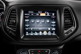 jeep compass 2016 interior 2017 jeep compass india interiors carblogindia
