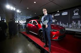 mazda canada suv mazda cx 3 wins ajac u0027s 2016 canadian utility vehicle of the year