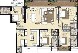 Vastu Floor Plan by Vastu Remedies For Flat Apartment