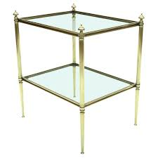 black glass side table uk tables for living room target 38435