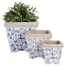design blumentopf design blumentopf 3er set blumenkübel pflanzenkübel pflanztrog