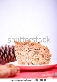 fresh christmas cake stock photo 326025839 shutterstock